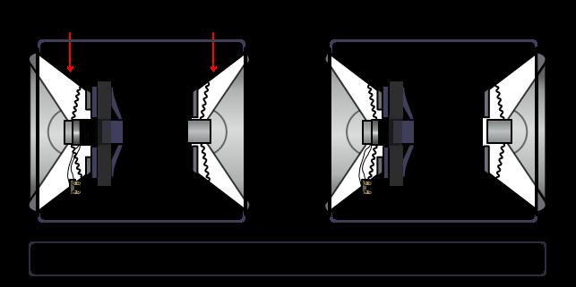 passive radiator schematic