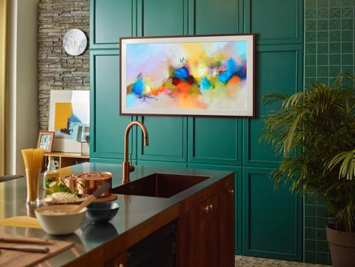 Samsung Frame TV Canada Art Mode