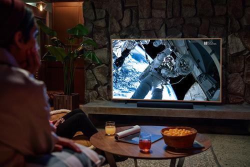 Samsung Frame TV Canada Qled