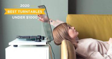 Best Turntables under $1000 0920