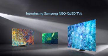 Samsung Neo QLED TVs Canada